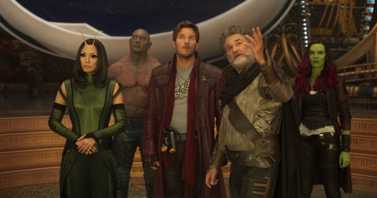 Guardians Of The Galaxy Vol 2 - 2017