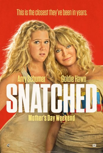 Snatched - 2017 Poster