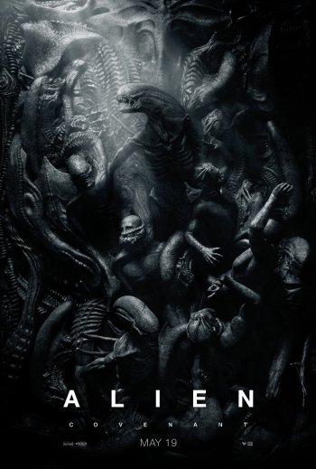 Alien: Covenant - 2017 Poster