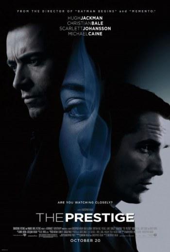 The Prestige (2006) Poster