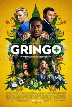 Gringo (2018) - Poster