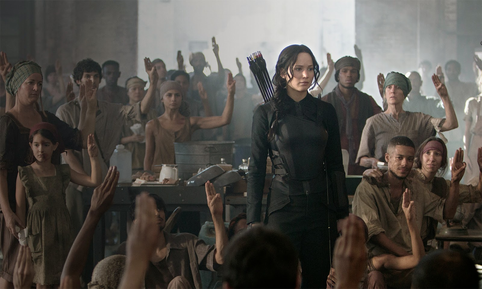 The Hunger Games Mockingjay Part 1 Feels Belabored And