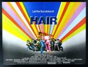 hair british quad original movie