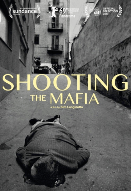 Shooting the Mafia, Kim Longinotto locandina