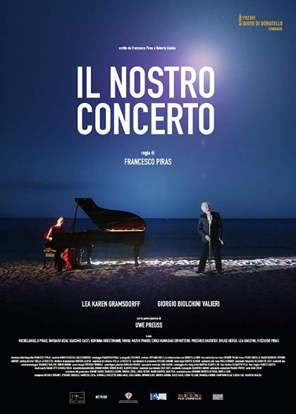 locandina cortometraggio Il nostro concerto, Francesco Piras