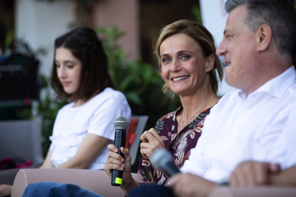 Cinematavolara 2019 quarta serata Lucia Mascino 3