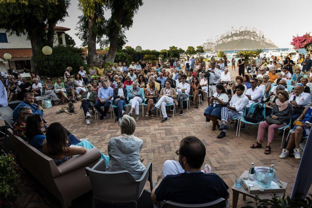 Cinematavolara 2019 serata finale Incontro in piazzetta a Porto San Paolo