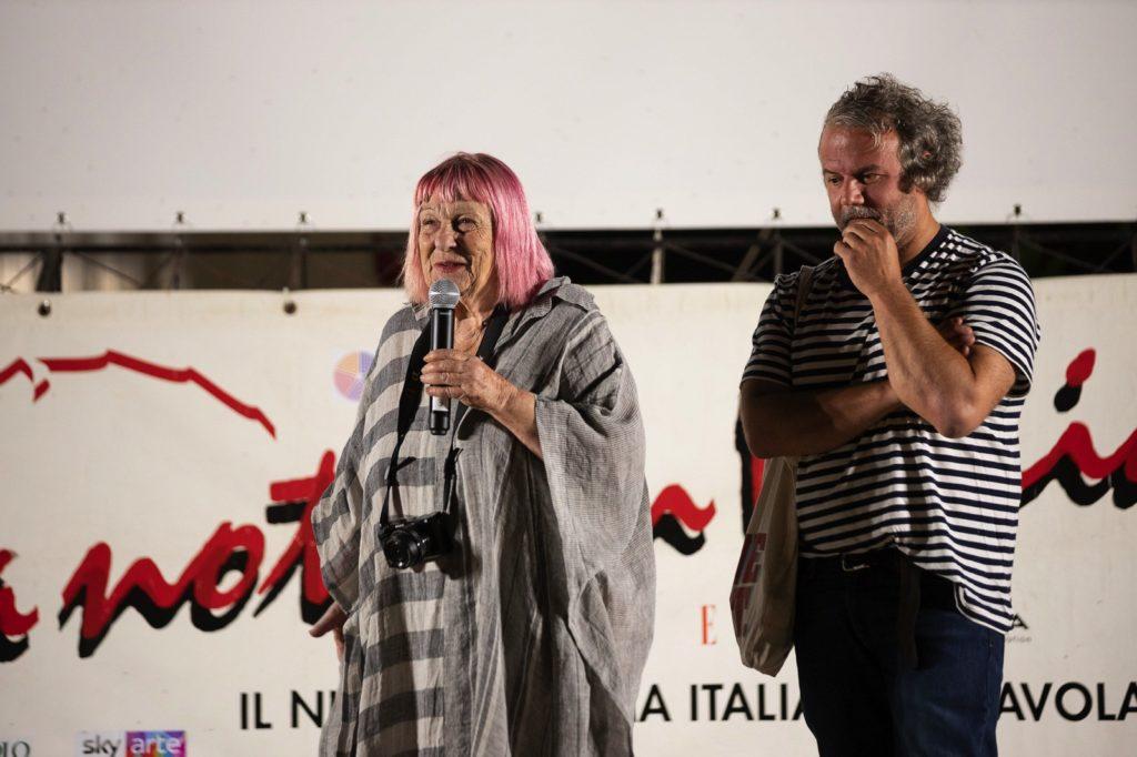 Cinematavolara 2019 seconda serata Letizia Battaglia 2