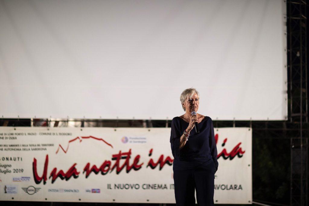 Cinematavolara 2019 seconda serata Piera Detassis