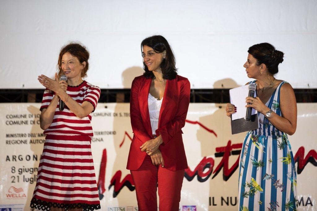 Cinematavolara 2019 terza serata Rohrwacher, Finocchiaro, Cucciari