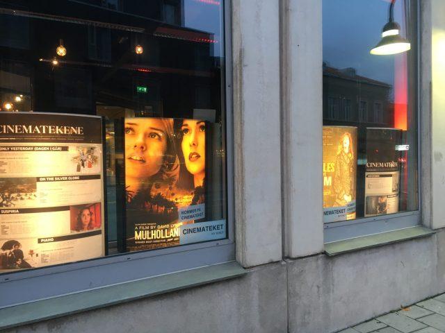Cinemateket har åpnet ny kino! Høstsesongen 2017 er i gang.