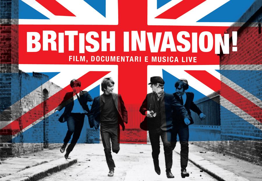British Invasion Cinema Teatro Tiberio