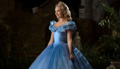 "Lilly James stars in Disney's ""Cinderella"""