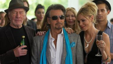 "Christopher Plummer, Al Pacino and Katrina Čas star in Bleecker Street's ""Danny Collins"""