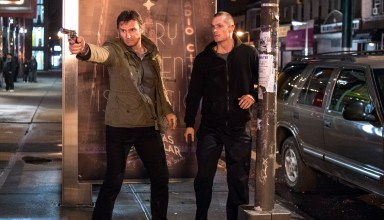 "Liam Neeson and Joel Kinnaman star in Warner Bros. Pictures' ""Run All Night"""