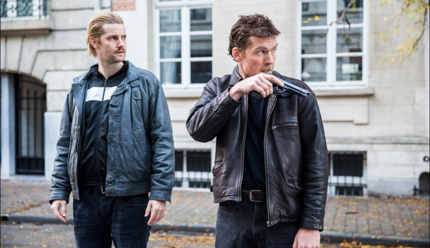 "Alchemy Pictures: Jim Sturgess and Sam Worthington star in ""Kidnapping Mr. Heineken"""