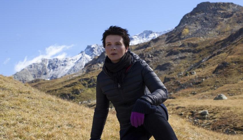 "Juliette Binoche stars in Sundance Selects' ""Clouds of Sils Maria"""