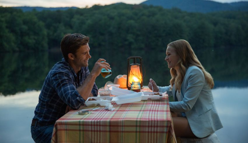 "Scott Eastwood and Britt Robertson star in 20th Century Fox's ""The Longest Ride"""