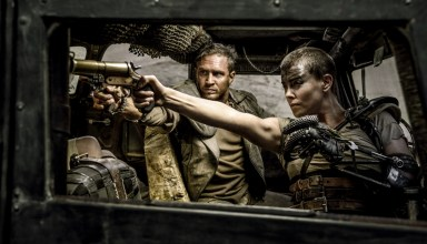 "Tom Hardy and Charlize Theron star in Warner Bros. Pictures' ""Mad Max: Fury Road"""