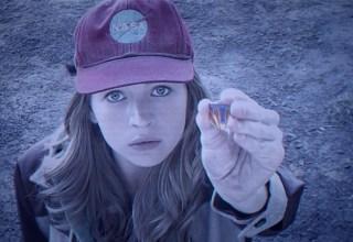 "Britt Robertson stars in Disney's ""Tomorrowland"""