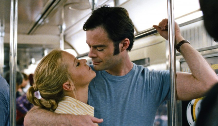 "Amy Schumer and Bill Hader star in Universal Pictures' ""Trainwreck"""
