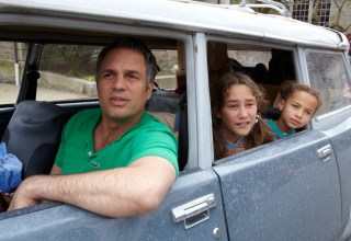 "Mark Ruffalo, Imogene Wolodarsky and Ashley Aufderheide star in Sony Picture Classics' ""Infinitely Polar Bear"""