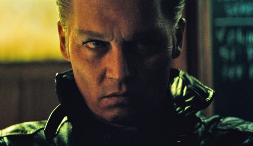 Johnny Depp stars in Warner Bros. Pictures' BLACK MASS