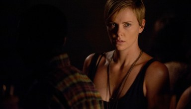 "Charlize Theron stars in A24 Films' ""Dark Places"""