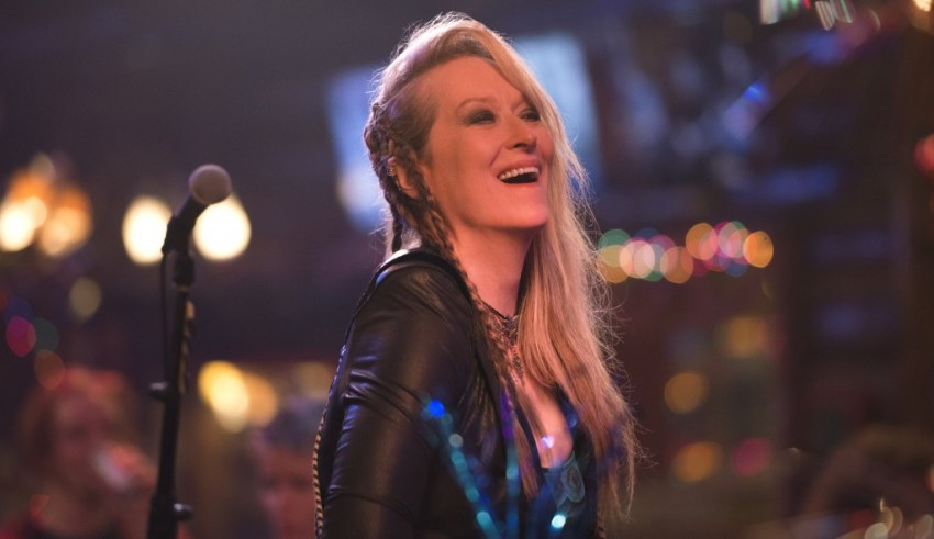 "Meryl Streep stars in ""Ricki and The Flash"""