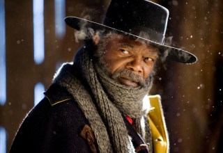 "Samuel L. Jackson stars in The Weinstein Company's ""The Hateful Eight"""