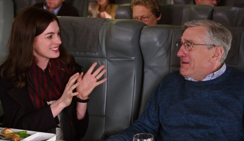 Anne Hathaway and Robert De Niro star in Warner Bros. Pictures' THE INTERN