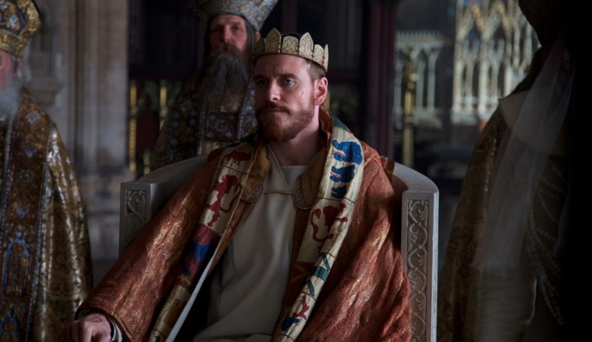 Michael Fassbender stars in The Weinstein Company's MACBETH