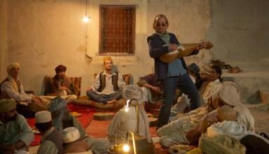 Bill Murray stars in Open Road Films' ROCK THE KASBAH