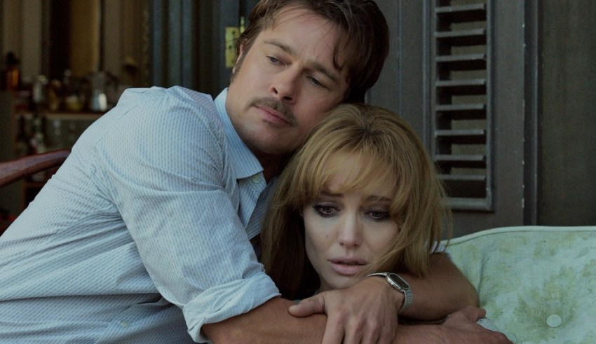 Brad Pitt and Angelina Jolie star in Universal Pictures' BY THE SEA