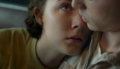 "Saoirse Ronan as ""Eilis"" and Emory Cohen as ""Tony"" in Fox Searchlight's BROOKLYN"