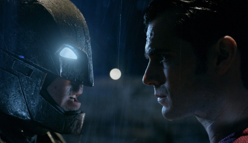 Ben Affleck and Henry Cavill star in Warner Bros. Pictures' BATMAN v SUPERMAN