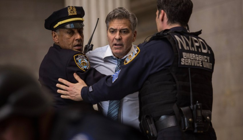 George Clooney stars in Sony Pictures' MONEY MONSTER
