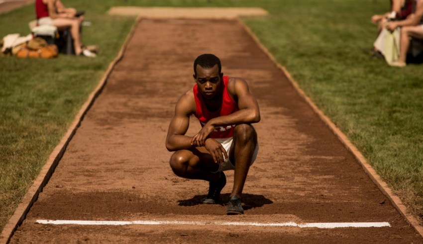 Stephan James stars in Focus Features' RACE