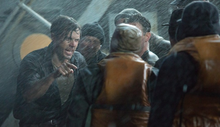 Casey Affleck stars in Walt Disney's THE FINEST HOURS