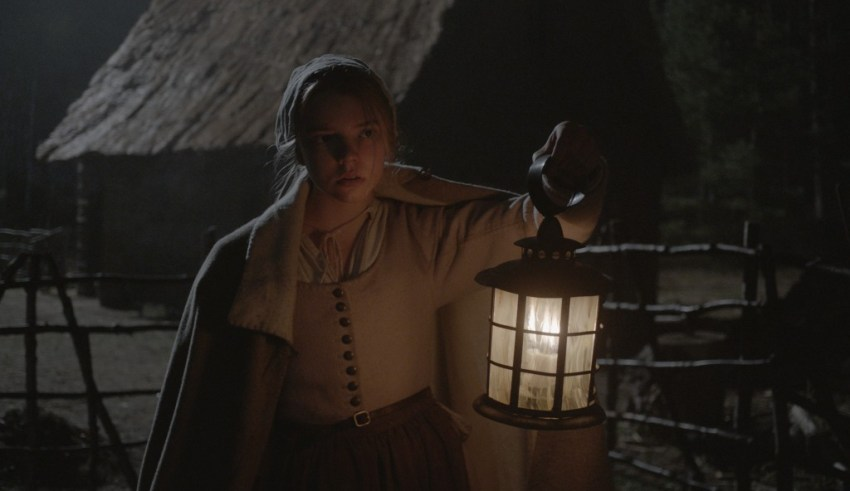 Anya Taylor-Joy stars in A24's THE WITCH