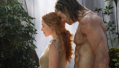Margot Robbie and Alexander Skarsgård star in Warner Bros. Pictures' THE LEGEND OF TARZAN