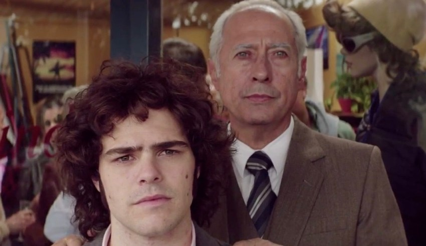 Guillermo Francesa and Peter Lanzani star in Fox International's THE CLAN (EL CLAN)