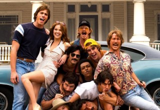 Cast of Paramount Pictures' EVERYBODY WANTS SOME