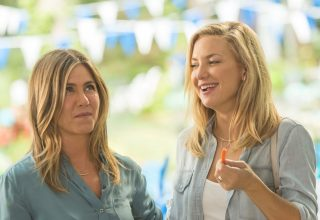 Jennifer Aniston and Kate Hudson star in Open Road Films' MOTHER'S DAY