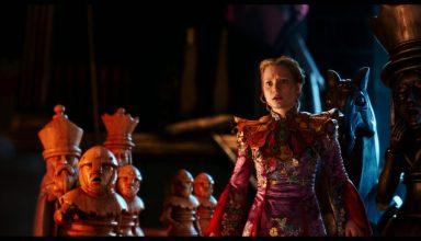Mia Wasikowska stars in Disney's ALICE THROUGH THE LOOKING GLASS