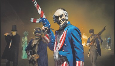 Universal Pictures' THE PURGE: ELECTION YEAR