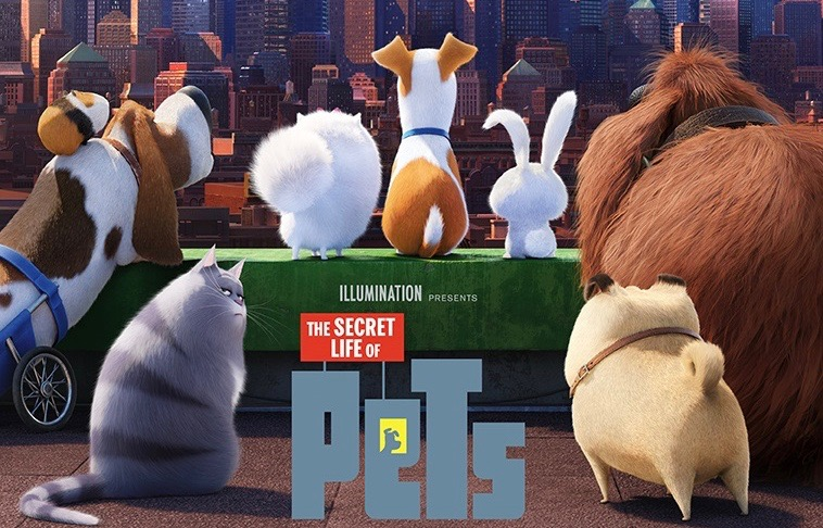Universal Pictures' THE SECRET LIFE OF PETS