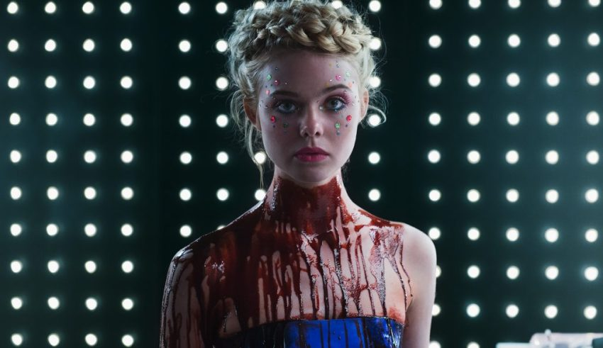 Elle Fanning stars in Broad Green Pictures' THE NEON DEMON