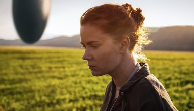Amy Adams stars in Paramount Pictures' ARRIVAL