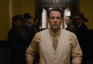 Ben Affleck stars in Warner Bros' LIVE BY NIGHT
